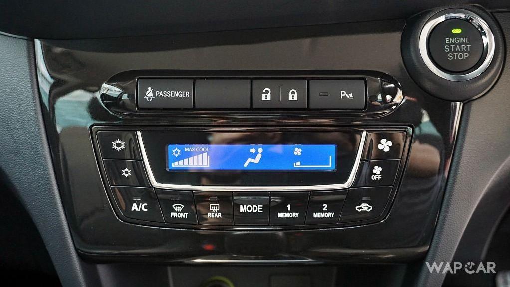 Perodua Myvi (2018) Interior 018