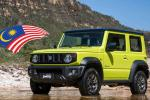 2021 Suzuki Jimny launching in Malaysia in August, 20 orders received