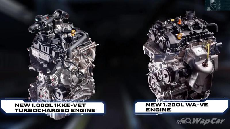 2021 Toyota Raize 1.2L variants go on sale in Indonesia; Ativa's cheaper, non-turbo twin 02