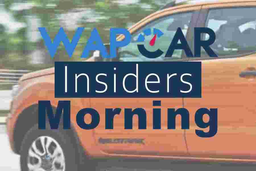 WapCar Morning Insiders (Oct. 9, 2019)