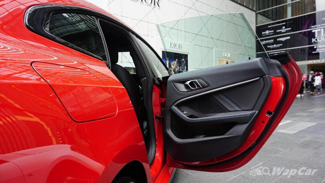 2020 BMW 2 Series 218i Gran Coupe Interior 110