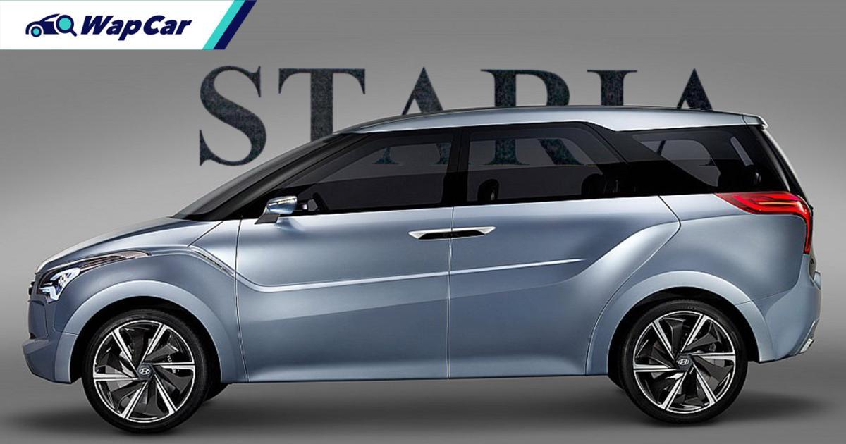 Hyundai trademarks Staria in Malaysia 01