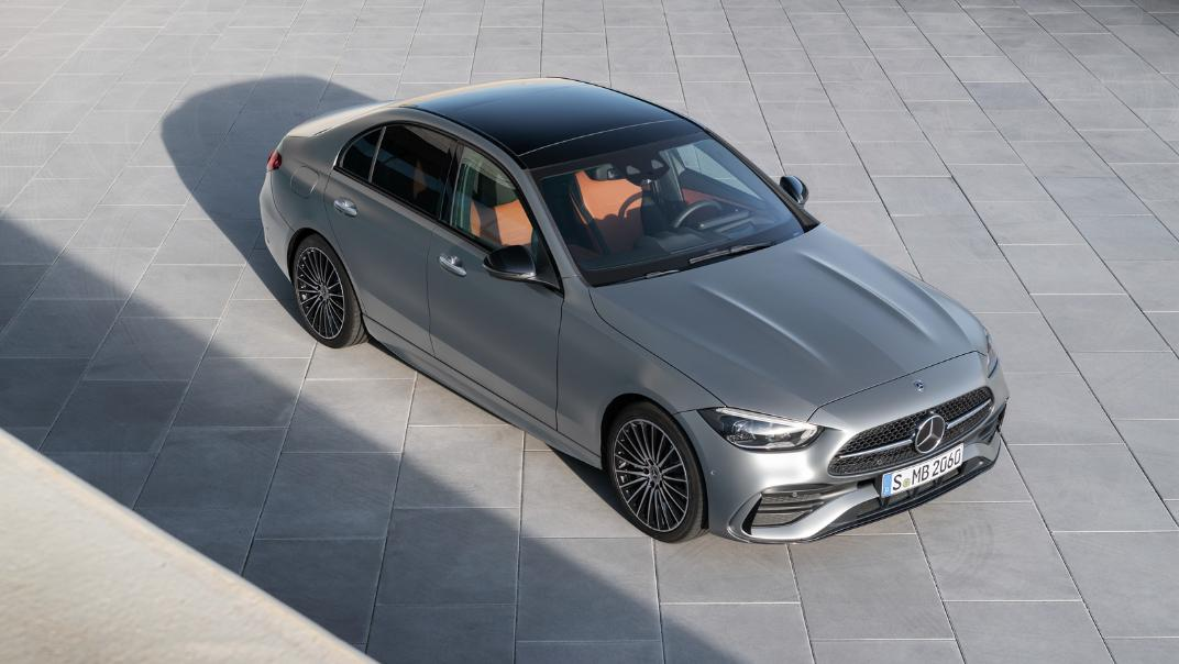 2021 Mercedes-Benz C-Class W206 Upcoming Version Exterior 032