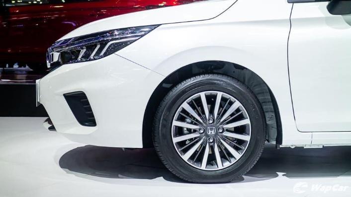 2020 Honda City Upcoming version Exterior 008
