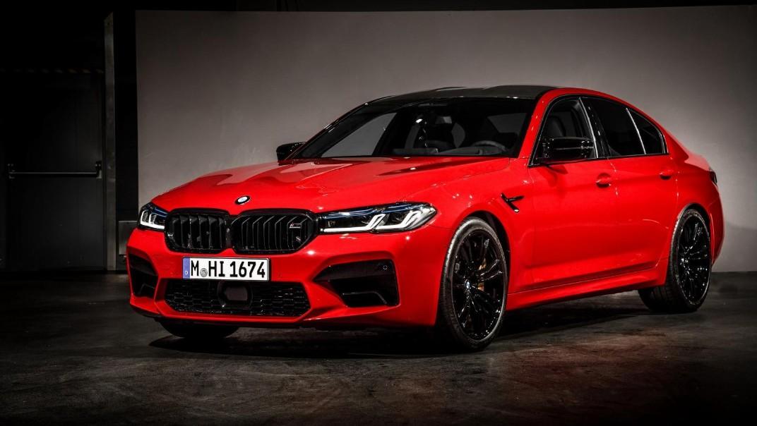 2020 BMW M5 Exterior 034