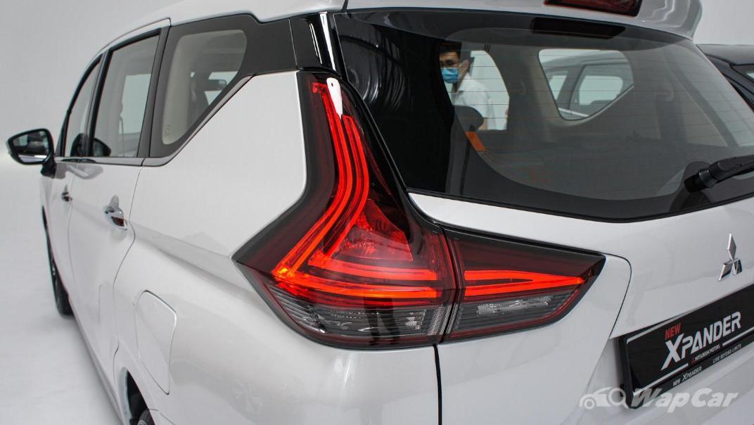 2020 Mitsubishi Xpander 1.5 L Exterior 056