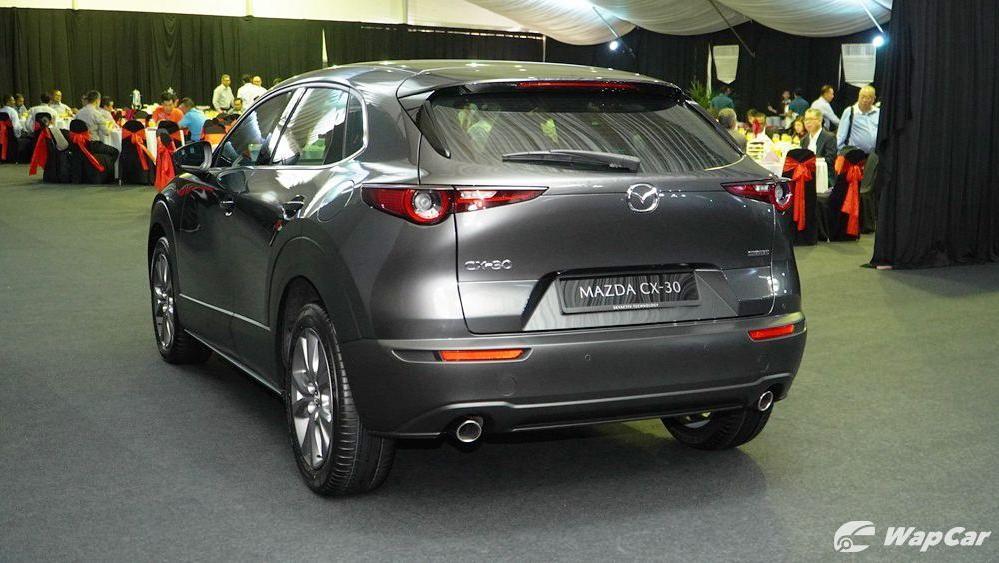 2020 Mazda CX-30 Exterior 026