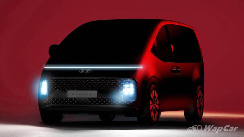Hyundai Staria diacah - MPV hybrid 7 penumpang baharu, bakal ditawarkan di Malaysia? 02