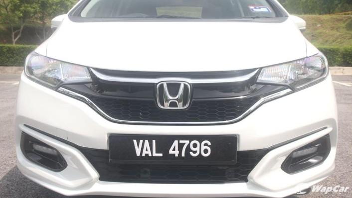 2019 Honda Jazz 1.5 Hybrid Exterior 009