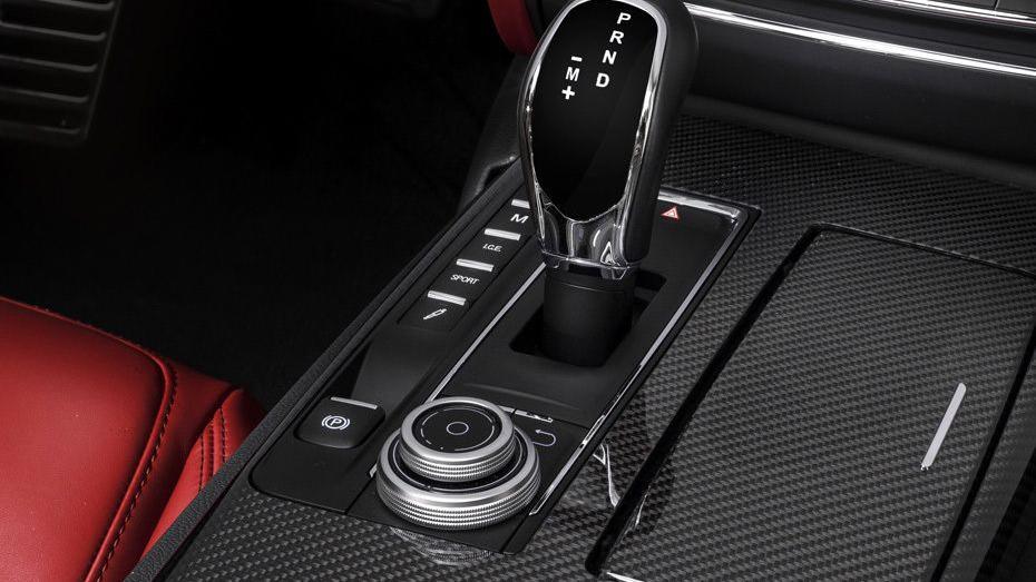 Maserati Quattroporte (2018) Interior 004