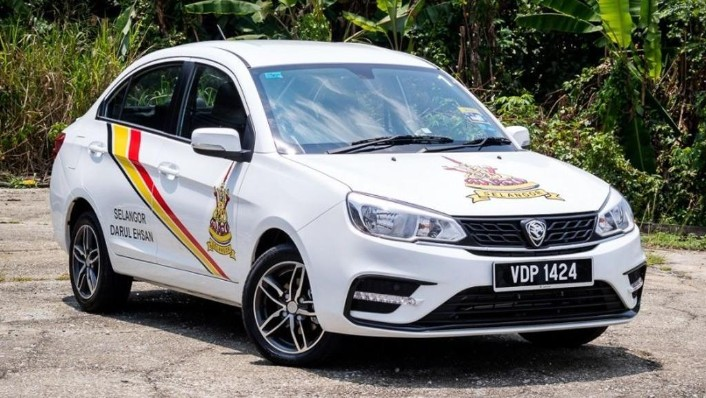 2019 Proton Saga 1.3L  Premium AT Exterior 003