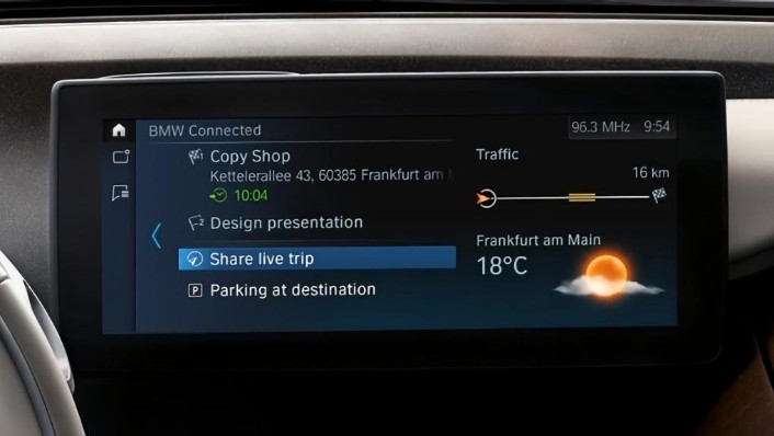BMW i3s (2019) Interior 004