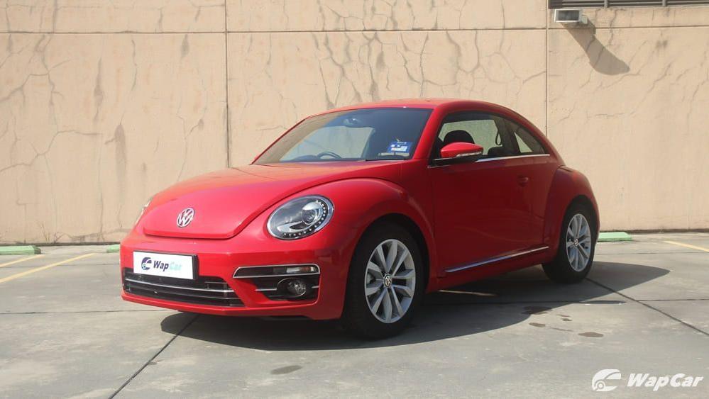 2018 Volkswagen Beetle 1.2 TSI Sport Exterior 001