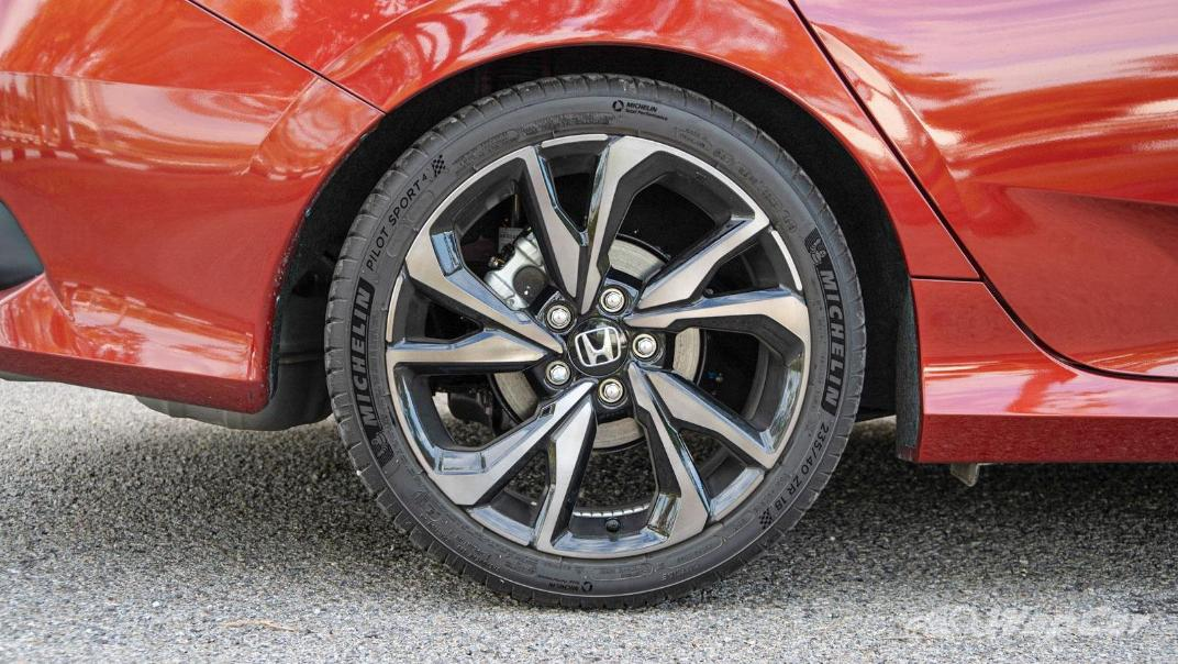 2020 Honda Civic 1.5 TC Premium Exterior 038