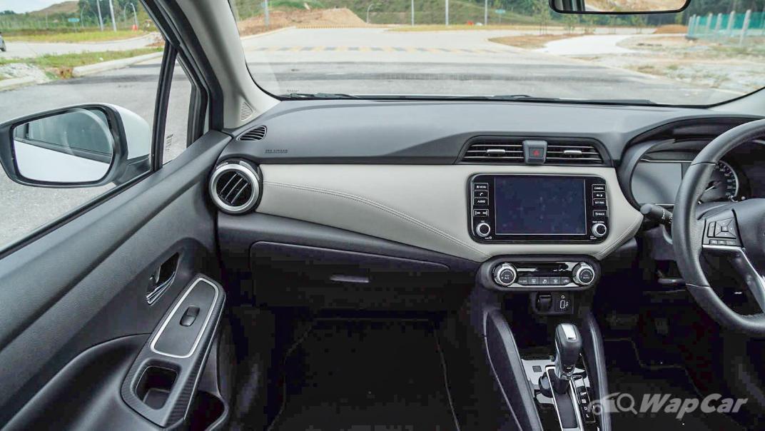 2020 Nissan Almera 1.0L VLT Interior 013