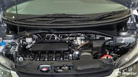 2020 Honda BR-V 1.5L V Exterior 002