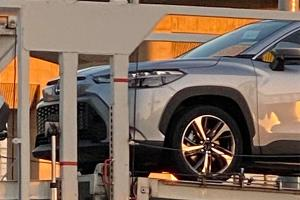 Spied: Japan-spec Toyota Corolla Cross to sport a different face from the rest of the world
