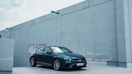 2020 Mercedes-Benz AMG A-Class A35 4MATIC Price, Specs, Reviews, Gallery In Malaysia | WapCar