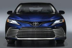 New 2021 Toyota Camry facelift gets TSS 2.5+ and new floating touchscreen