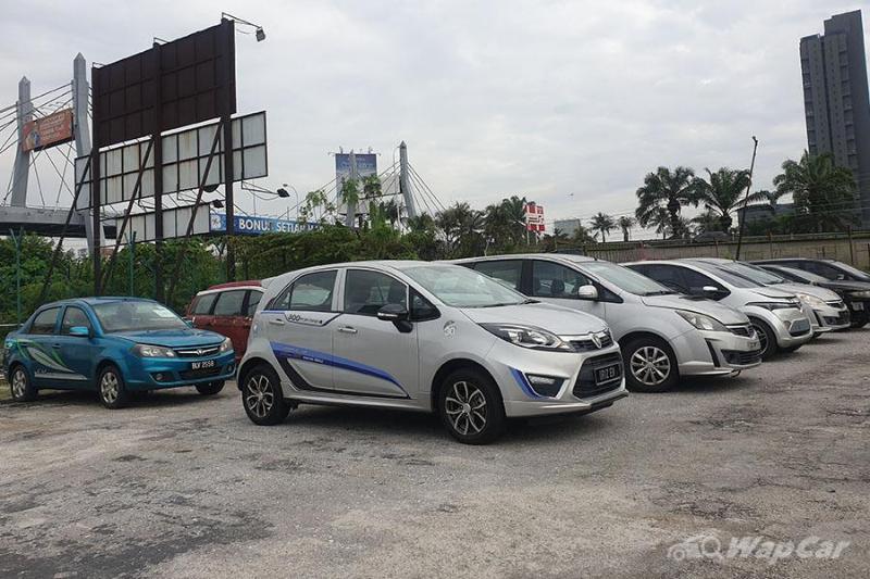 Proton EVs for sale - including Proton EMAS and Saga EV! 02