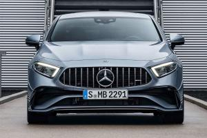 New 2021 Mercedes-Benz CLS gets a new steering wheel, adds MBUX