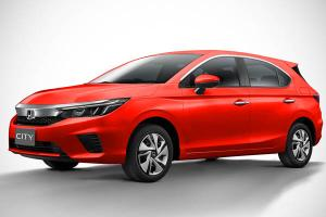 Launching in Malaysia, 2021 Honda City Hatchback – No more Jazz, but who cares?