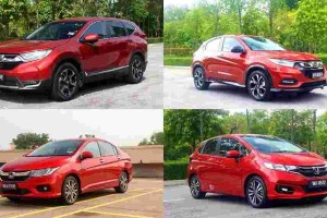 Honda Malaysia starts 2020 with a RM10,000 triple reward bonus campaign