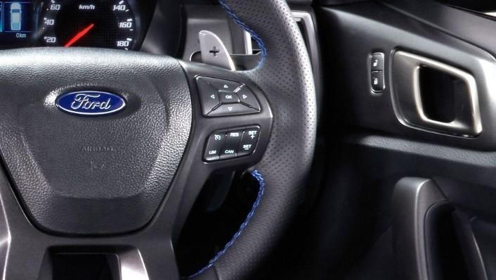 Ford Ranger (2019) Interior 003