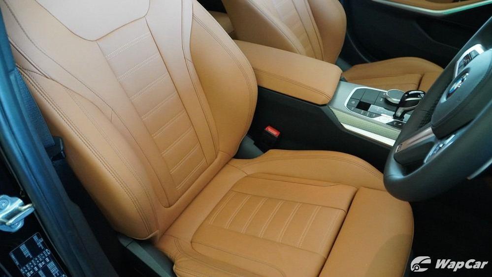 2019 BMW 3 Series 330i M Sport Interior 044