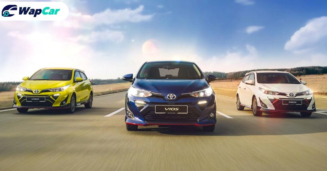 Book your new Toyota from just RM 250 on Lazada! 01