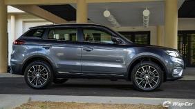 2020 Proton X70 1.8 Premium 2WD Exterior 005
