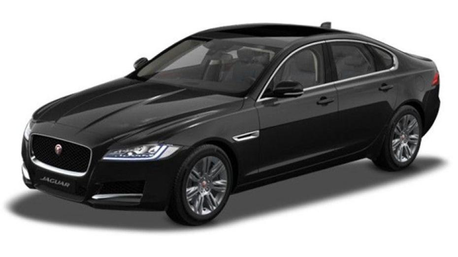 Jaguar XF (2017) Others 014