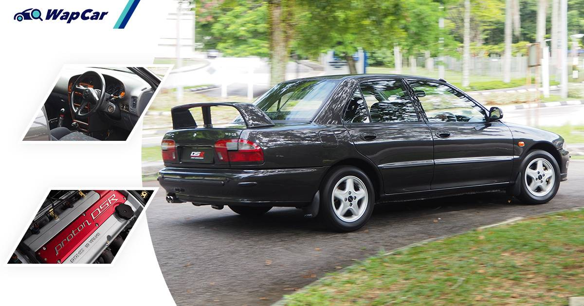 Driving the 1996 Proton Wira 1.8 EXi LE (C99) - Every bit a corner-carving legend, 25 years later 01