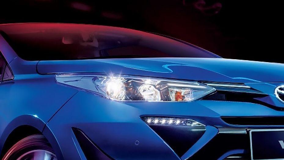 Toyota Vios (2019) Exterior 004