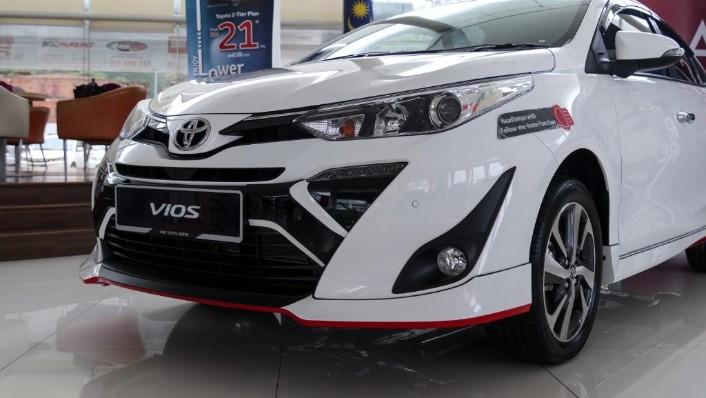 2019 Toyota Vios 1.5G Exterior 006