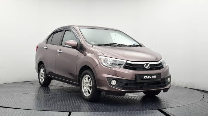 2019 Perodua BEZZA X 1.3