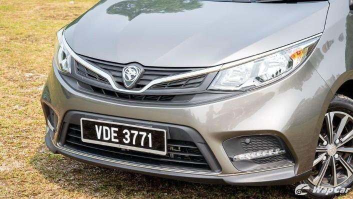 2019 Proton Iriz 1.6 VVT Premium CVT Exterior 009