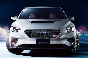 All-new 2021 Subaru Levorg unveiled - new 1.8L turbo, 177 PS and 300 Nm