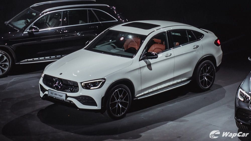 Mercedes-Benz GLC Coupe facelift – so what has changed? 02
