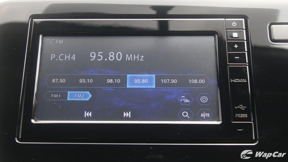 2018 Honda City 1.5 Hybrid Interior 005