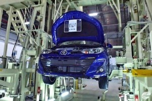 UMW Toyota Motor resumes vehicle assembly operations