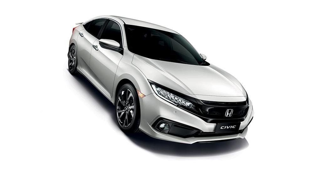 2020 Honda Civic Exterior 003
