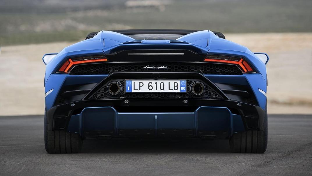 Lamborghini Huracán (2019) Exterior 022