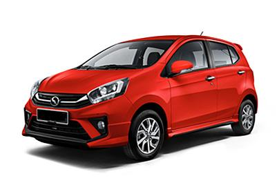 2018 Perodua Axia Advance 1.0 AT