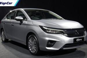 Honda City 2020: Berapakah gaji minima yang diperlukan untuk anda memilikinya?