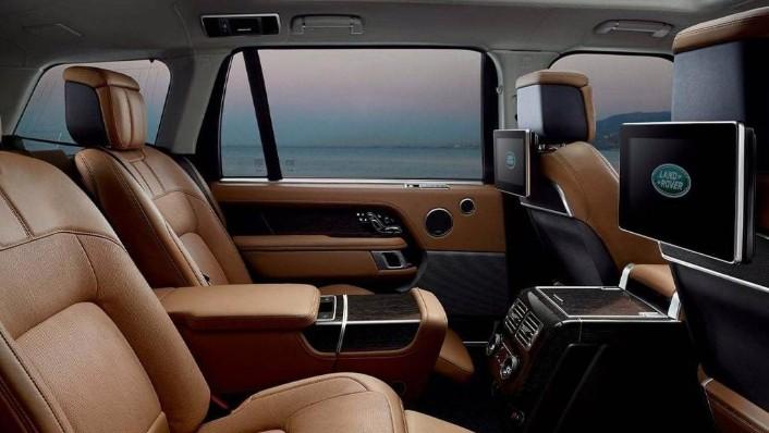 Land Rover Range Rover (2017) Interior 010