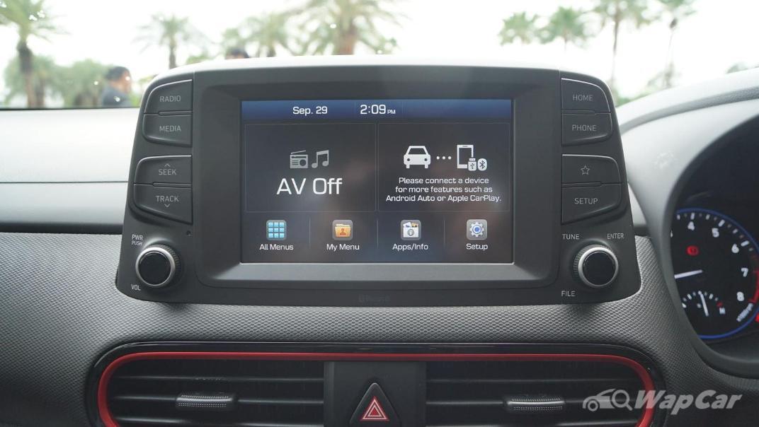 2020 Hyundai Kona 2.0 Standard Interior 006