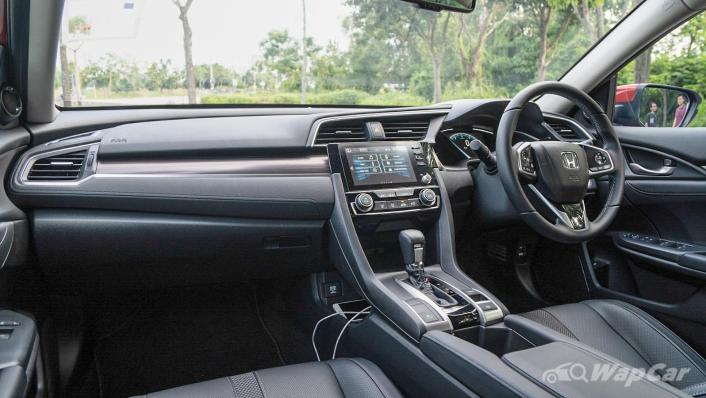 2020 Honda Civic 1.5 TC Premium Interior 002