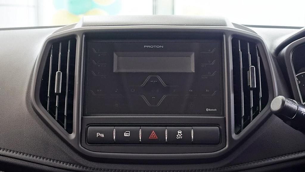 2019 Proton Persona 1.6 Standard CVT Interior 014