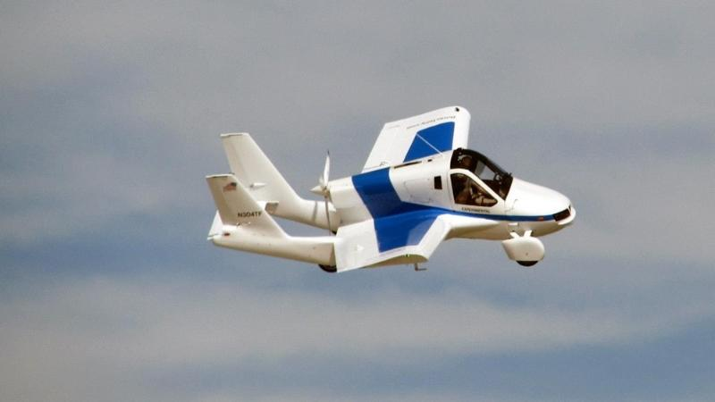 Did you know that Geely has a flying car that works? 02